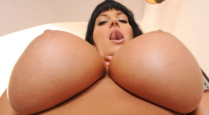Carmen Croft in  Ddfbusty Needs her beauties sucked! September 19, 2011  Pussy Fucking, Natural Tits