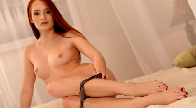 Denisa Heaven in  21sextury Casual Sexuality January 05, 2015  Dildo, Redhead