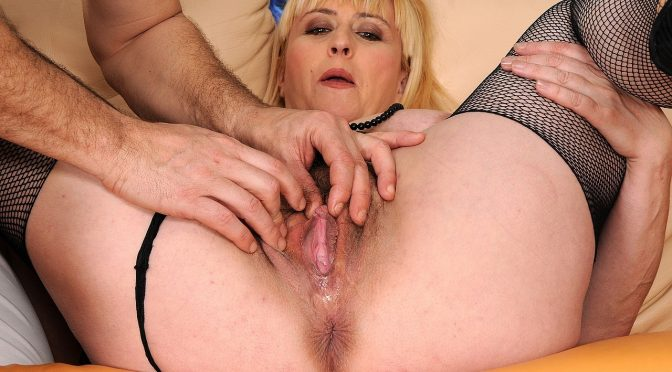 Beverly in  21sextreme Cumming mature: Beverly October 24, 2008  Amateur, Mature