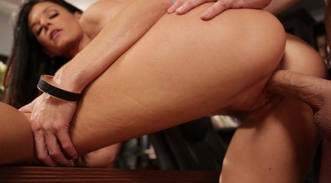 India Summer in  Sweetsinner The Stepmother #11, Scene #02 November 14, 2014  Natural Tits, Pornstar