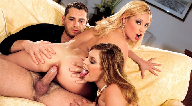 Angel Fallen in  Private Angel Fallen Guides a Dick into the Ass of Melissa Black August 26, 2011  Blowjob, Anal Sex