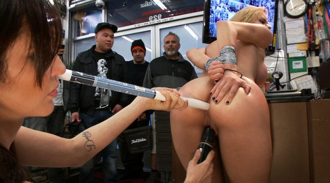 Toni Ribas in  Publicdisgrace 18 Year Old JESSIE ROGERS!! Huge Brazilian Booty, Tiny Waist, Big Tits, ANAL WHORE! June 01, 2012  Bdsm, Public