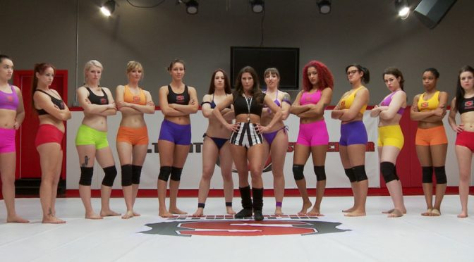 Daisy Ducati in  Ultimatesurrender March Madness: Sexual Submission in the Mission round 1 March 22, 2014  Face Sitting, Tag Team