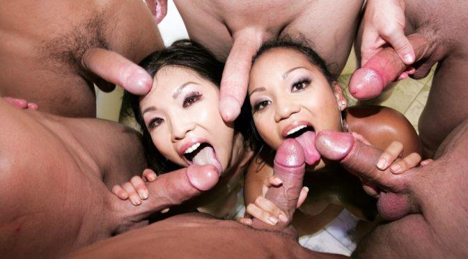 Lana Violet in  Evilangel Asian Fuck Faces  #02 November 11, 2012  Titty Fuck, Pornstar