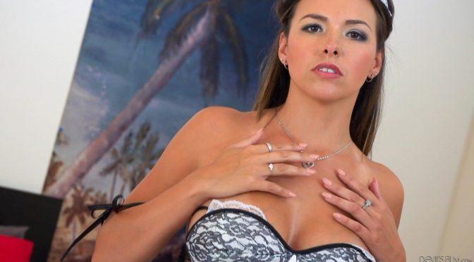 Danica Dillon in  Devilsfilm BONUS-Seduced By The Boss's Wife #02 October 10, 2014  RedHead, Big Tits