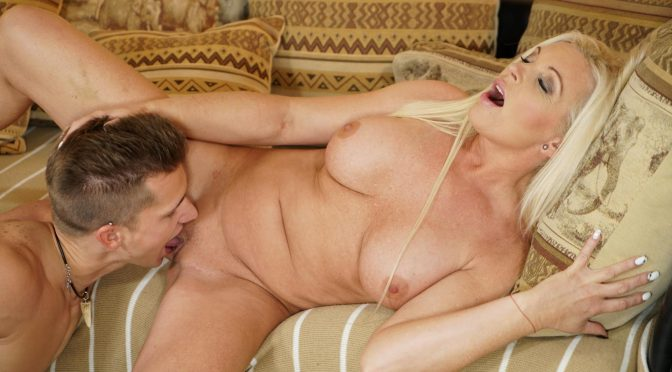 Franny in  21sextreme Frantastic Granny December 07, 2017  Granny, Old-young