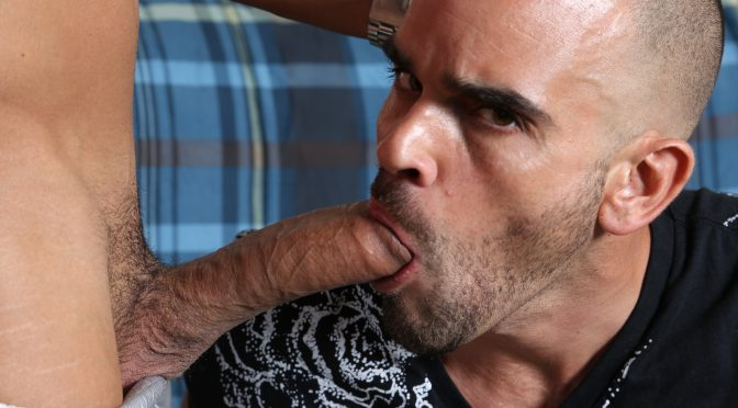 Mario Costa in  Extrabigdicks I'm The Bottom? July 02, 2014  Big Dick, Latino