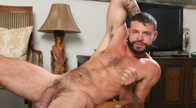 Tex Davidson in  Dylanlucas Respect My Stepdad September 05, 2016  Hairy, Big Dick