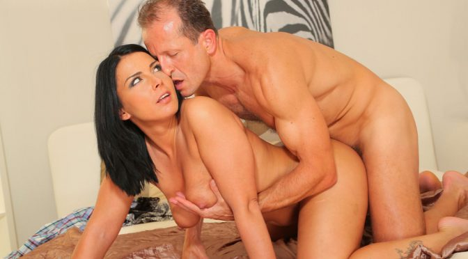 George Uhl in  Momxxx New Mother Needs Help Stuffing Her Tight Pussy July 23, 2014  Pussy Creampie, Cum On Pussy