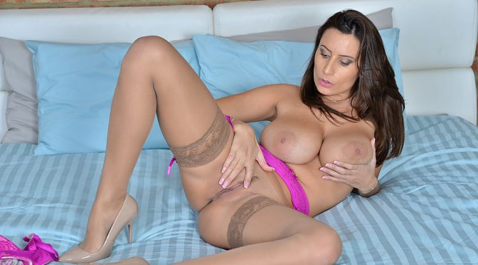 Sensual Jane in  Anilos Private Party November 16, 2015  Natural, Brunette