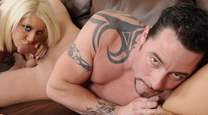 Darryl Hanah in  Devilsfilm Wanna Fuck My Daughter Gotta Fuck Me First #07, Scene #04 August 15, 2010  Threesome, Natural Tits
