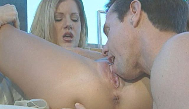 Peter North in  Newsensations Amber Michaels – North Pole #6 May 01, 2005  Blonde