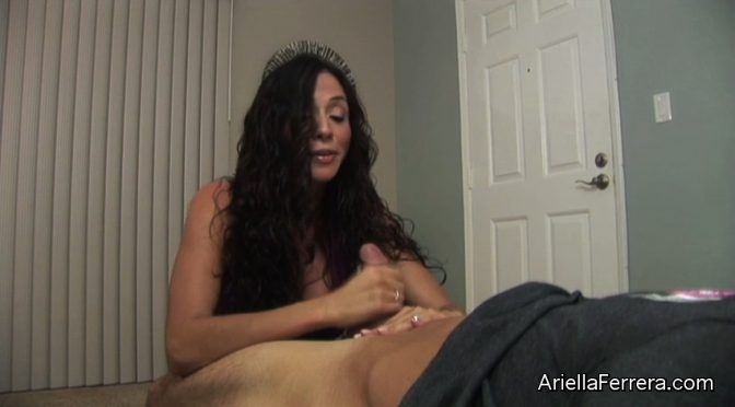 Ariella Ferrera in  Pornstarplatinum Ariella Ferrera in 2 Cocks For Me September 01, 2014  Pornstar, Blowjob