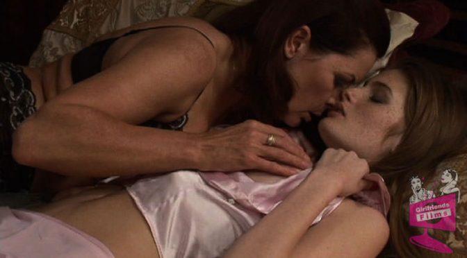 Faye Reagan in  Girlfriendsfilms Imperfect Angels #03, Scene #01 July 25, 2008  Brunette, Masturbation