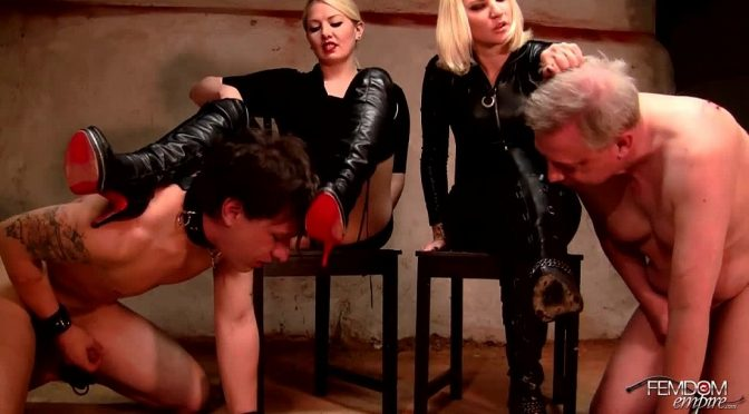 Coral Korrupt in  Femdomempire Too Pathetic to be straight October 29, 2012  Bisexual