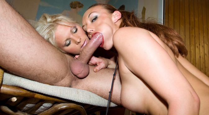 Kathy Anderson in  Private Anal Babes Kathy Anderson and Keira Farrell Have their Asses Fucked September 24, 2015  Blowjob, Redhead