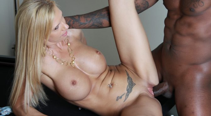 Brooke Tyler in  Mofosvault Paid For By American Sexpress August 15, 2011  Interracial