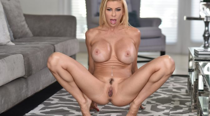 Alexis Fawx in  21sextury The Lonely Hot Wife June 18, 2017  Big Dick, Blowjob