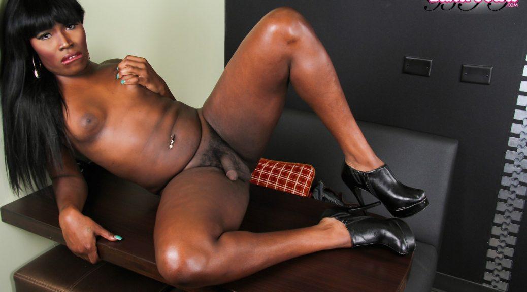 Black girl tgirl 3