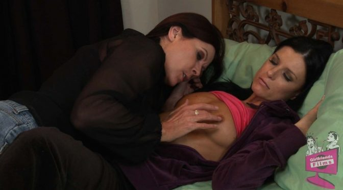 India Summer in  Girlfriendsfilms Field Of Schemes #04, Scene #04 January 04, 2012  Natural Tits