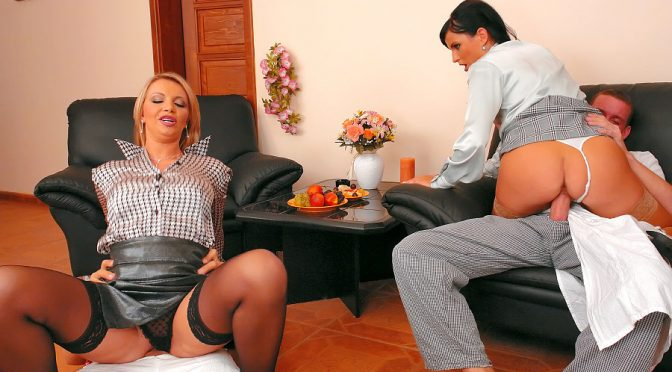 Francesca Felucci in  Fullyclothedsex Horny For Fully Clothed Sex! September 07, 2006  Non-Nude