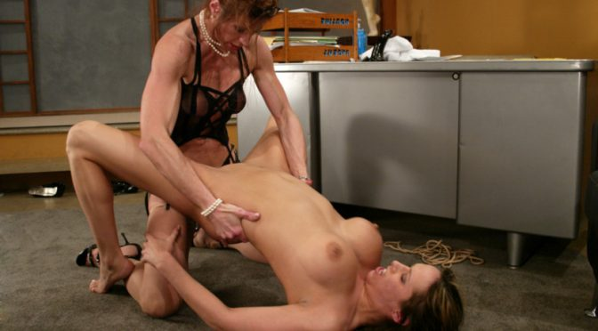 Kym Wilde in  Whippedass Sasha Sparks and Kym Wilde December 22, 2018  Humiliation, Strap On