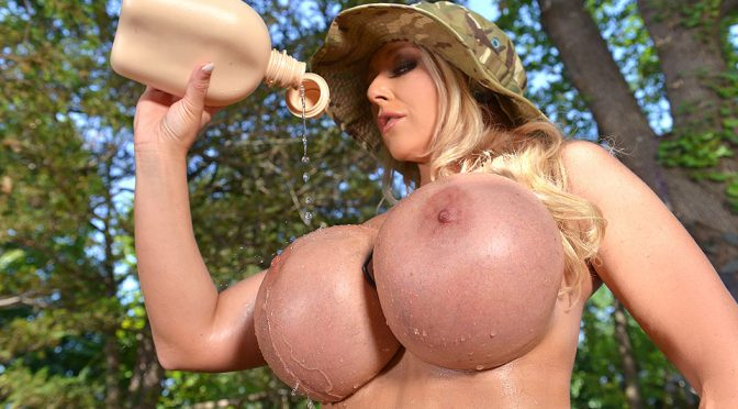 Delzangel in  Ddfbusty Gunsn Titties – Hot Britisch Bombshell With Big Hooters November 24, 2015  Tattoo, Army