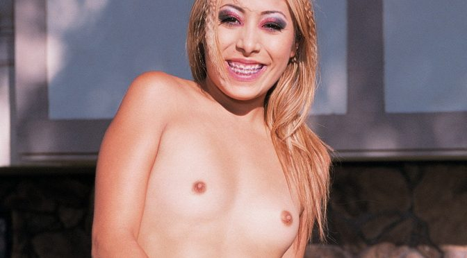 Kat in  Private Kat Lets You Watch a Close up of Her Tight Asshole Getting Screwed April 10, 2010  Gaping, Blonde