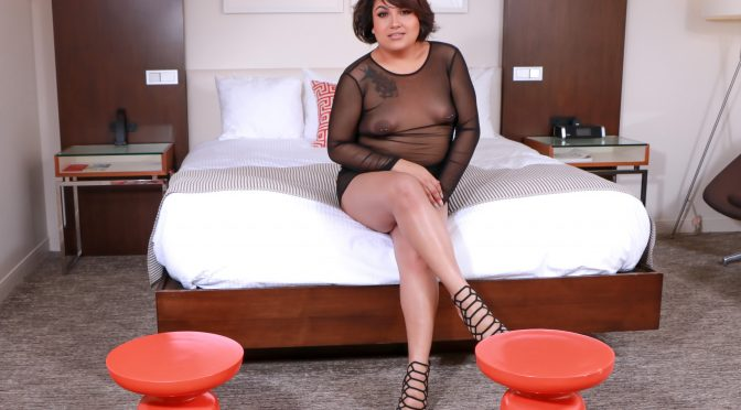 Iya'Lee in  Femoutxxx Naughty And Bubbly Iya'Lee! June 14, 2017  Transsexual