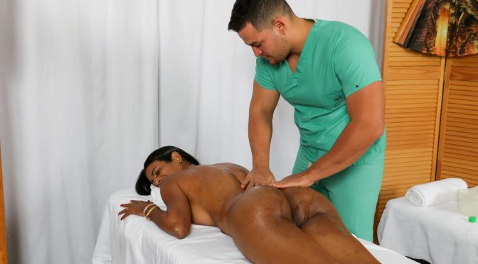 Naomi in  Tgirlsxxx Naomi Fucked By Her Masseur! March 22, 2017  Transsexual