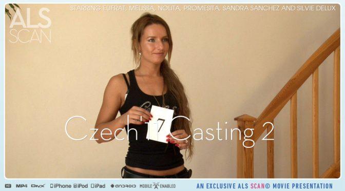 Eufrat in  Alsscan Czech'11 Casting 2 December 01, 2011  Bts
