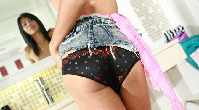 May in  Ladyboyladyboy May – Upskirt View October 01, 2006  Transsexual