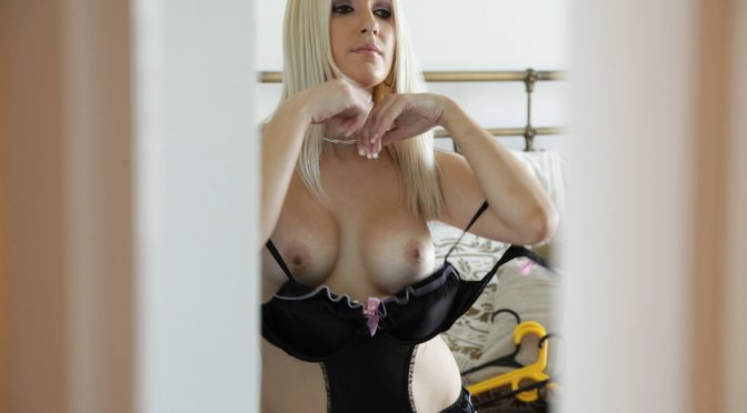 Anna Marie in  Pervsonpatrol She Doesn't Need To Know June 07, 2012  POV, Blowjob POV