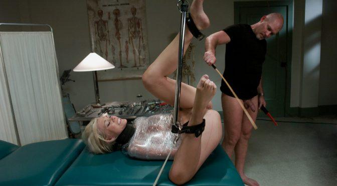 Mark Davis in  Sexandsubmission Nurse Sin December 12, 2008  Bondage, Humiliation