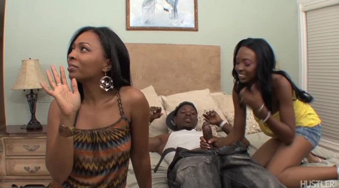 Barelylegal D'Vae in Mommy, Me, and a Gangster April 04, 2012  MILF, Black