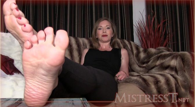 Mistresst My Feet Are Better Than Your Wife's June 04, 2012  Foot, Foot Fetish