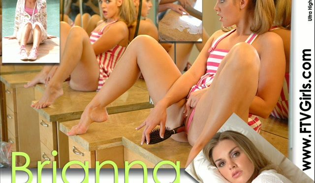 Brianna in  Ftvgirls Welcome Back! July 03, 2007  Real Orgasms, Public Nudity
