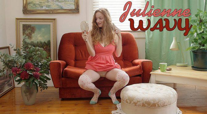 Julienne in  Girlsoutwest Julienne – Wavy September 30, 2016  Fair Skin/Pale Skin, Redhead