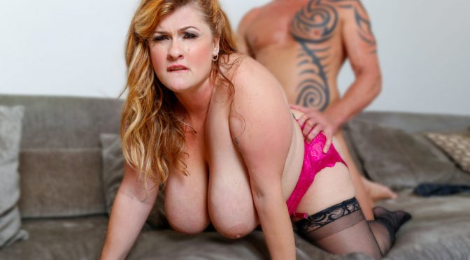 Kimmie Kaboom in  Plumperpass Sex Therapy With Kimmie Kaboom November 06, 2015  Reverse Cowgirl, Tit Shot