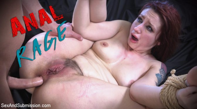 Violet Monroe in  Sexandsubmission Anal Rage May 04, 2018  Blowjob, Big Natural Tits