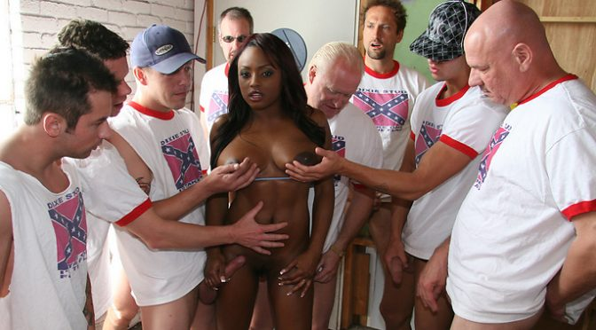 Jada Fire in  CumBang.com Jada Fire January 01, 2010  Fetish, Ebony