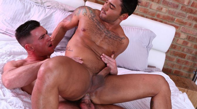 Bruno Bernal in  Menofuk Hard Knox Part 1 March 07, 2015  Gay Porn