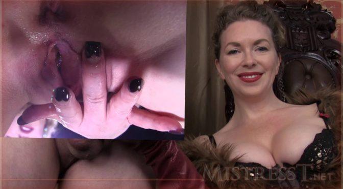 Mistresst Pre-Cum Eating Instruction November 10, 2016  Creampie, BISEXUAL ENCOURAGEMENT