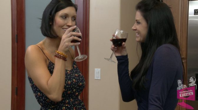 India Summer in  Girlfriendsfilms Web Exclusive, Scene 1091 Dylan Ryder India Summer October 06, 2013  Kissing, Big Tits