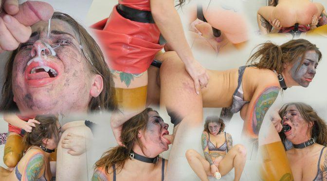 Felicity Feline Nurse Holl in  Assylum Assie 2: Sick Anal Dreams February 03, 2016  Ass To Mouth, Face Slapping
