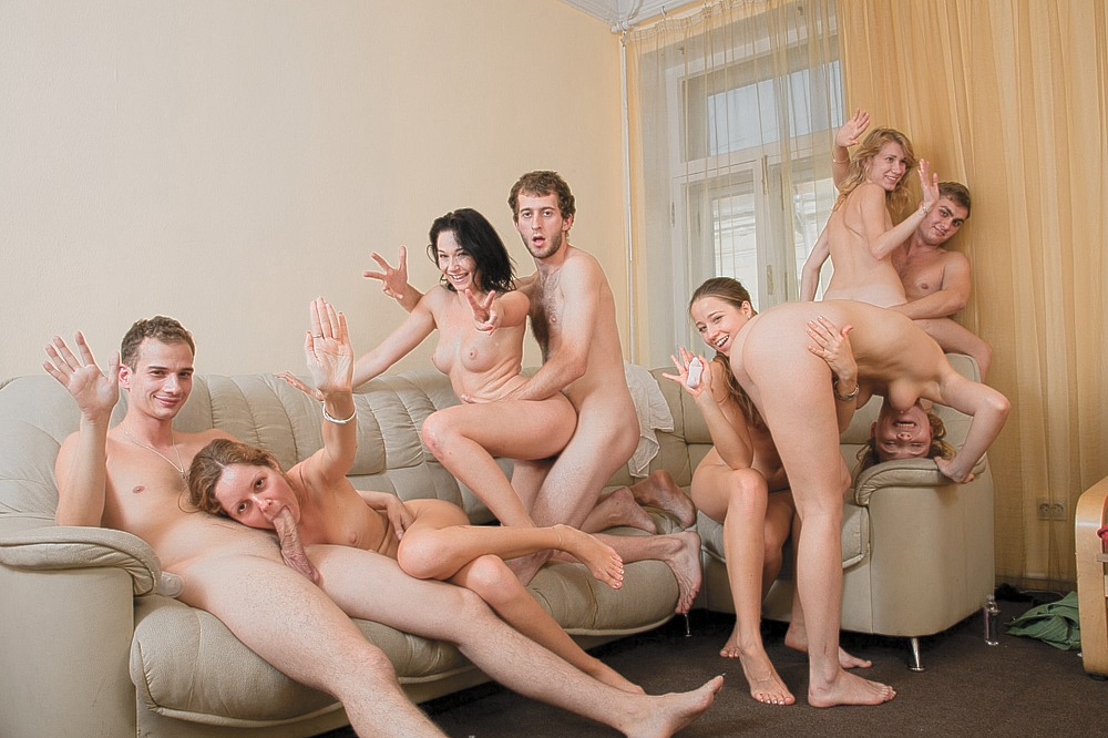 Group college porn — 1