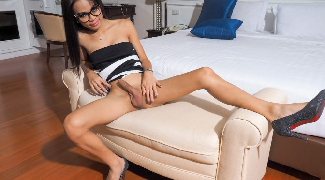 Dada in  Ladyboyladyboy Introducing Sexy Dada! February 20, 2015  Transsexual
