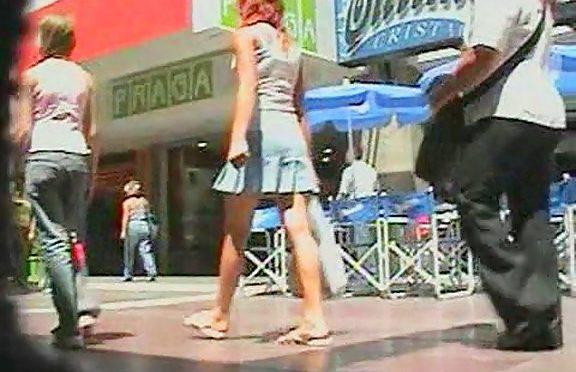 Upskirtcollection upskirt movie July 09, 2010  Upskirts Pictures