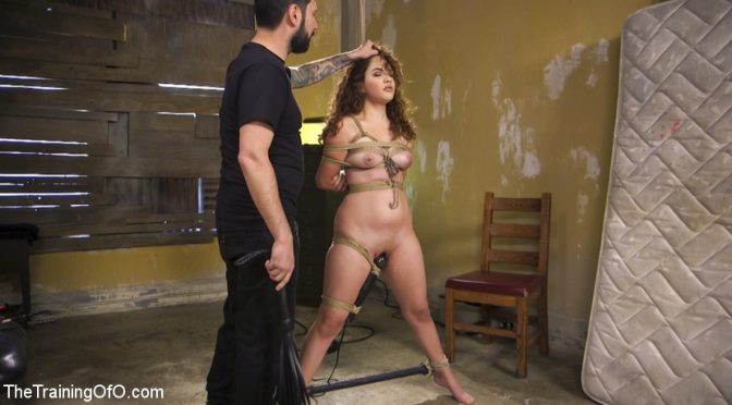 Tommy Pistol in  Thetrainingofo Training Callie Klein to be an Obedient, Willing, Dirty Slut June 24, 2016  Bondage, Role Play