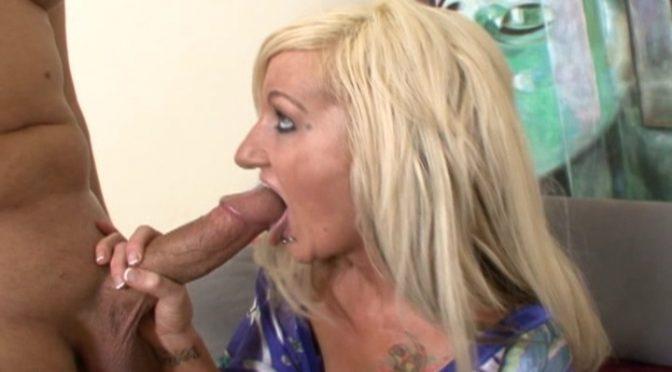 Lana Phoenix in  Milehighselection Big Cock Experience, Scene #04 September 22, 2013  Big Tits, Blowjob